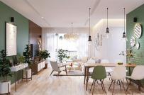 Phong cách nhiệt đới trong thiết kế nội thất -