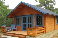 Nhà gỗ lắp ghép giá 19.000 USD trên Amazon