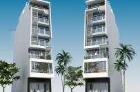 Tư vấn thiết kế chung cư mini 7 tầng cho thuê dài hạn