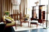 Vẻ đẹp yên bình, cuốn hút của phong cách Á Đông trong thiết kế nội thất