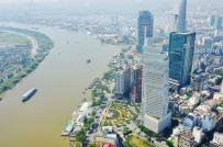 Quy hoạch bờ sông Sài Gòn: Kiến nghị giao đất dự án tới mép bờ cao sông rạch