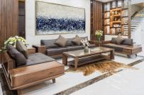 Thiết kế nội thất căn hộ 45m2 cho người độc thân, kinh phí hơn 100 triệu đồng