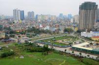 Hà Nội: Thu hồi 28/383 dự án sử dụng đất chậm triển khai