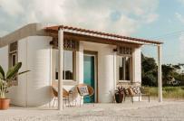 Mexico đã hoàn thiện 2 ngôi nhà xây bằng công nghệ in 3D