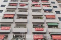Quá mệt mỏi, cư dân chung cư buông xuôi việc đòi sổ hồng