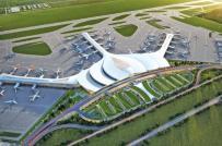 Thu hồi đất của Cao su Đồng Nai xây khu tái định cư sân bay Long Thành