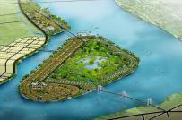 Quy hoạch Khu đô thị sinh thái Đảo Ngọc hơn 180ha tại Quảng Ngãi