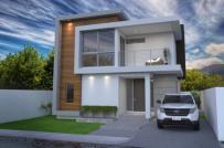 Bắt kịp xu hướng thiết kế nhà 2 tầng phong cách châu Âu hiện đại