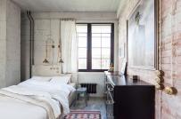 Loạt ý tưởng thiết kế phòng ngủ nhỏ phong cách công nghiệp
