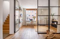 Ngôi nhà ở Amsterdam với thiết kế nội thất tối giản, sang trọng