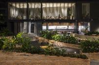 Tham quan nhà hàng xanh mát, thiết kế độc đáo ở TP.HCM