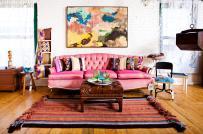Phong cách nội thất Bohemian: Cá tính - hoang dại - cực quyến rũ