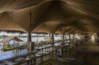 Nhà hàng độc đáo ở quê hương xứ dừa Bến Tre