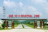 Thủ tướng chấp thuận chủ trương đầu tư KCN Quế Võ II giai đoạn 2