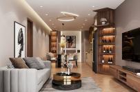 Sở hữu căn hộ 60m2, thiết kế nội thất sao cho chất?