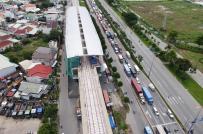 Đề xuất lập 10 đồ án thiết kế đô thị xung quanh tuyến metro số 2, TP.HCM