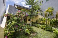 Nhà Tường Vàng của gia đình nhỏ ở Đà Nẵng