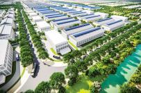 Gần 2.600 tỷ đồng xây khu công nghiệp ở Long An
