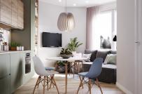 Phong thủy nhà chung cư: Mẹo tạo phong thủy tốt cho căn hộ nhỏ