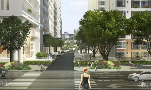 Cần bán gấp căn hộ cao cấp Scenic Valley PMH, Q. 7, DT 80.5m2, view đẹp, giá 3.8 tỷ