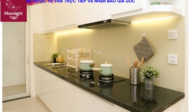 Bán căn hộ chung cư tại dự án Moonlight Boulevard, Bình Tân, Hồ Chí Minh, dt 68m2 giá 1ty950