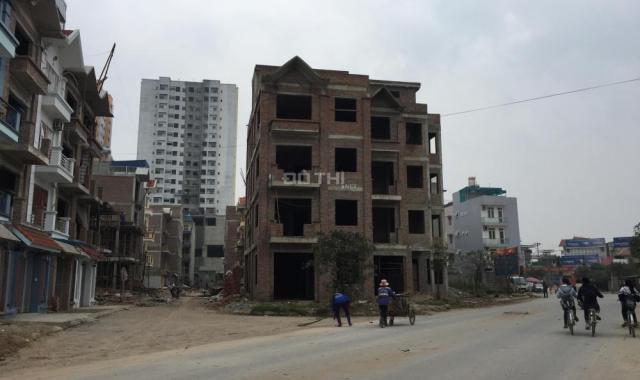 Nhà đã có sổ, 5 tầng diện tích 67,5m Lộc Ninh, Chúc Sơn, Chương Mỹ, cần tiền bán gấp. LH 036869958