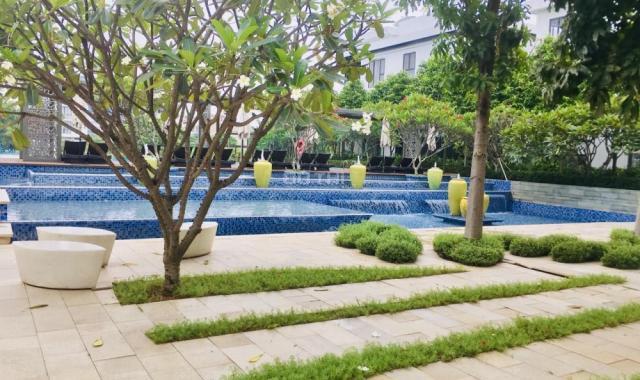 Bán căn góc biệt thự Lucasta Villa, Quận 9, 389.9m2, 1 trệt, 2 lầu, ở liền, liên hệ 0909059766