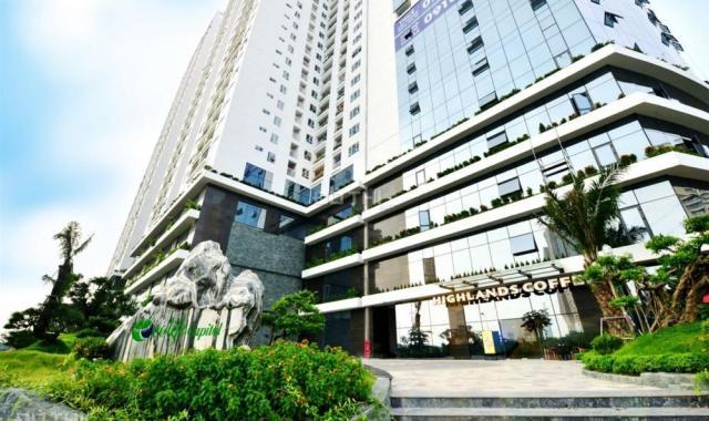 Cho thuê văn phòng Nam Từ Liêm, tòa Ecolife Tố Hữu, diện tích từ 60-400m