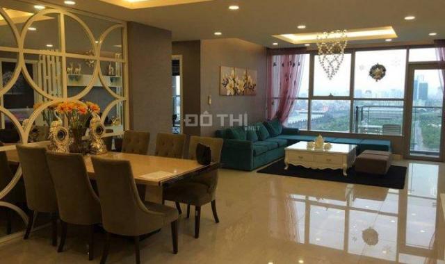 Cho thuê chung cư Chelsea Park Trung Kính, 128m2, 3 phòng ngủ, đủ nội thất (sang trọng có ảnh)