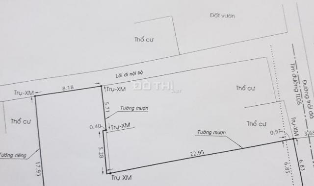 Bán 295m2 đất xây trọ, làm xưởng ngay ĐH Nguyễn Tất Thành, Vườn Lài, Q12 100% thổ cư