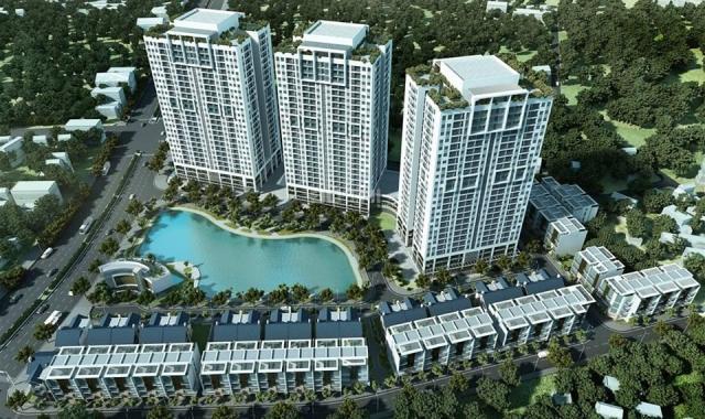 Bán căn hộ chung cư tại dự án Hateco Xuân Phương, Nam Từ Liêm, Hà Nội diện tích 59m2, giá 1.3 tỷ