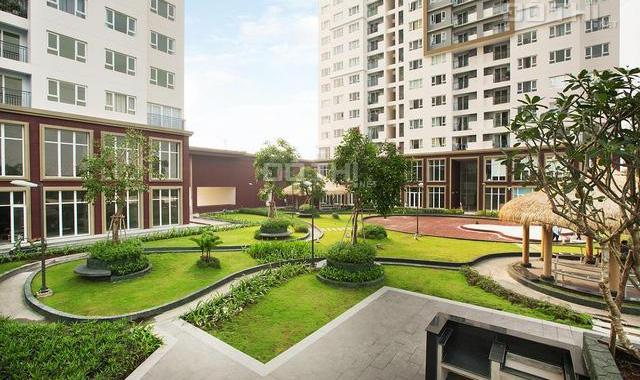 Dư nhà nên cần cho thuê lại gấp chung cư The Park Residence, 2PN đã có nội thất. Call 090.696.8363