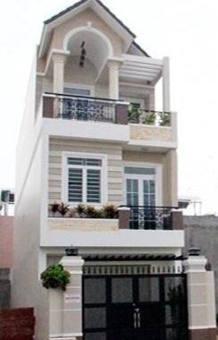 Bán nhà đang cho thuê nhà phố 1 trệt, 1 lầu giá 1.8 tỷ, giáp chợ Bình Chánh, TN tháng 20tr