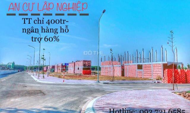 Bán đất dự án New Times City vị trí đẹp ngay Tân Uyên, sổ đỏ 100%, giá gốc, hỗ trợ vay vốn 60%