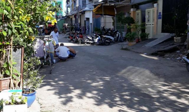 Bán nhà mặt tiền NB đường Số 4, khu dân cư Tiến Thành, phường Tân Tạo A, Q. Bình Tân