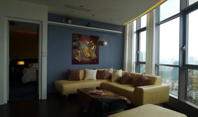 Cho thuê gấp căn hộ chung cư Yên Hòa Dương Đình Nghệ, 100m2, đủ đồ đẹp, chỉ 10 tr/th, 0965820086