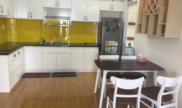 Chuyển nhượng Fuji Residence giá cực tốt, 2 PN, 2 WC, căn góc tầng cao. LH 0935.365.384