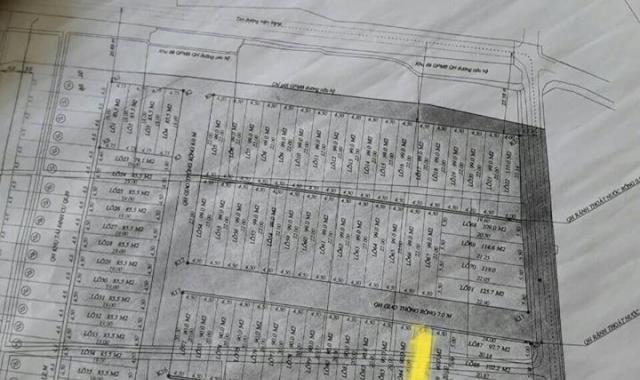 Cần bán 3 lô liền kề khu đất tái định cư Đông Phong - Đông Hưng - Thái Bình