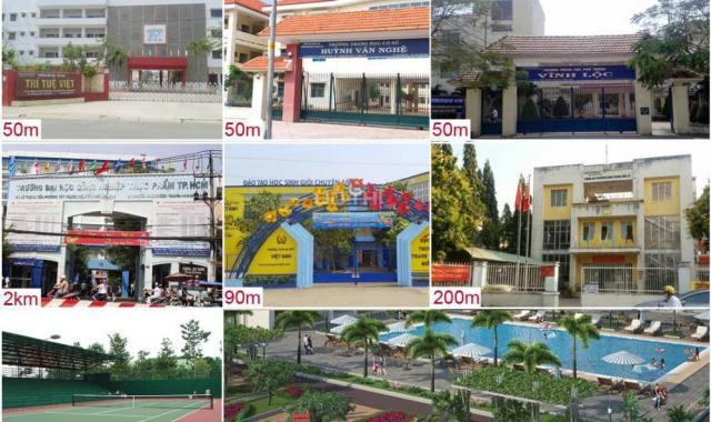 Green Town Bình Tân CH cao cấp, chỉ với 1.2 tỷ, nâng tầm cuộc sống, hạnh phúc vẹn tròn