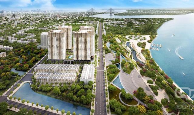Dự án căn hộ view sông Sài Gòn, MT đường Đào Trí, Quận 7, LK Phú Mỹ Hưng và Mũi Đèn Đỏ Penisula