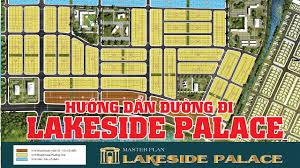 Cần bán rẻ lô Lakeside Palace, đường 7.5m thông, giá thấp nhất thị trường