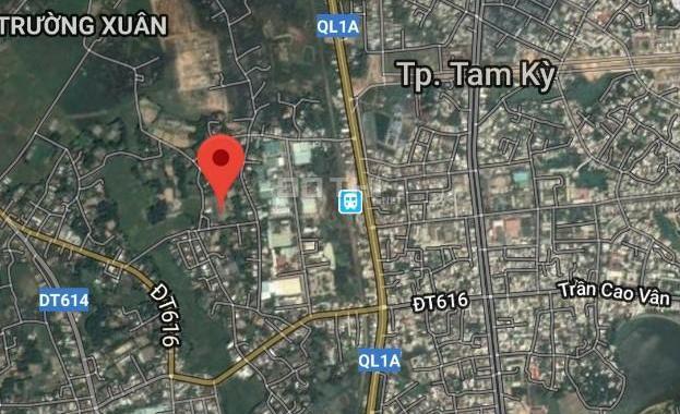 Cần bán đất kiệt Trần Cao Vân, Tam Kỳ với 100m2, giá rẻ nhất thị trường 780 triệu/lô