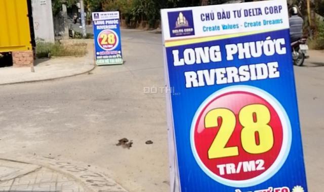 Tin mừng cho KH Việt Nhân và Tín Hưng. Mở bán Long Phước Riverside, VT vàng tiếp giáp Blue Diamond