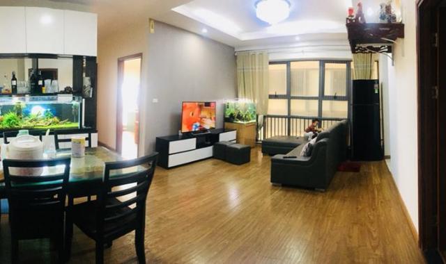 Chỉ 1,8 tỷ sở hữu căn hộ cao cấp tại CT3 The Pride 94.1m2, 3PN,  nội thất sang trọng