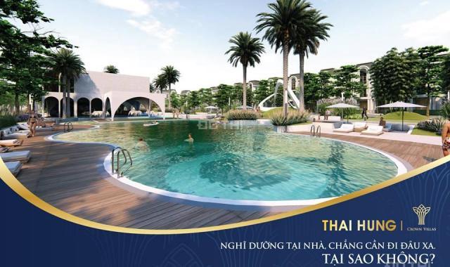Crown Villas Thái Nguyên siêu đô thị trang trọng, đẳng cấp, khác biệt