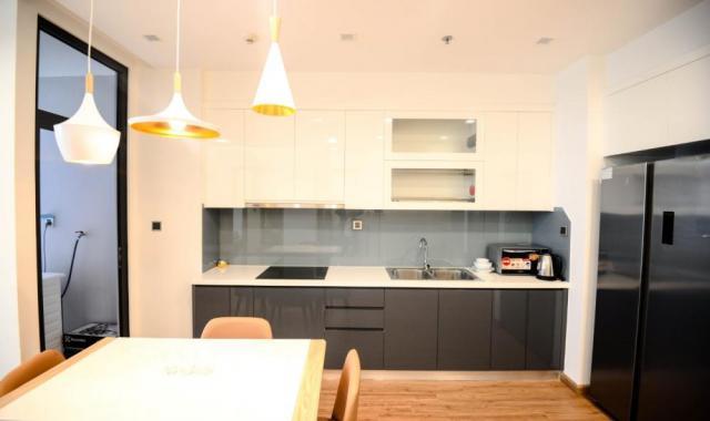 Cho thuê căn hộ chung cư cao cấp Thống Nhất Complex 82 Nguyễn Tuân, 110m2, 3PN, full nội thất