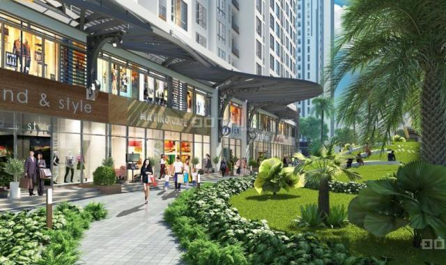 Với 2 tỷ sở hữu căn hộ 2PN+1 đối diện Vinhomes, tiện ích cao cấp, 5 tầng thương mại, full nội thất