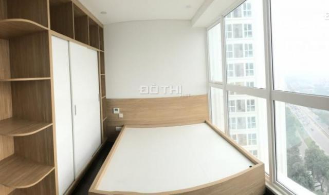 Cho thuê căn hộ cao cấp 3PN full đồ chung cư Aqua 44 Yên Phụ, giá rẻ nhất thị trường