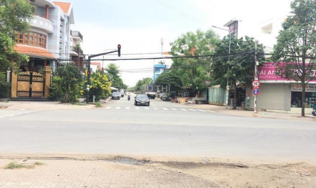 Cần bán lô góc đất biệt thự KDC Phú Nhuận, Lê Thị Riêng, Quận 12
