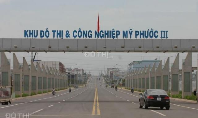 Bán đất tại đường NE8, Xã Thới Hòa, Bến Cát, Bình Dương diện tích 150m2, giá từ 1.4 tỷ